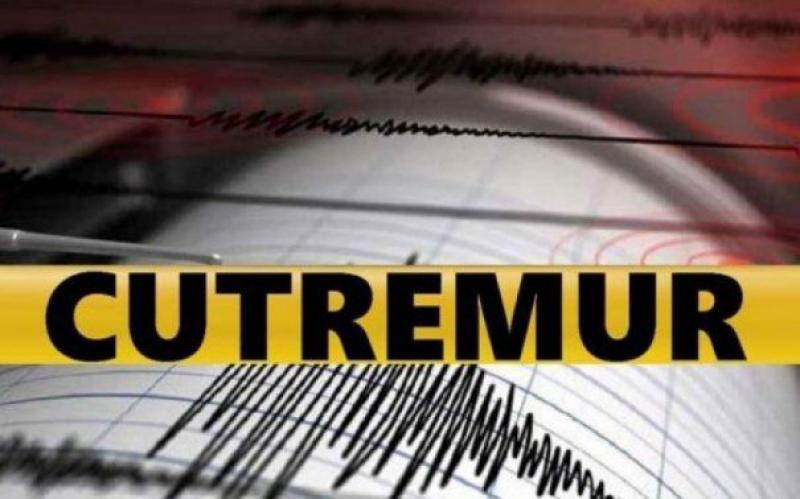 Cutremur în România, în urmă cu puțin timp