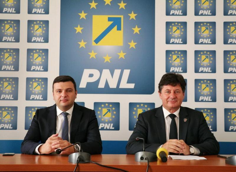 """Sergiu Bîlcea (PNL): """"Guvernul PSD atacă libertatea Aradului"""""""