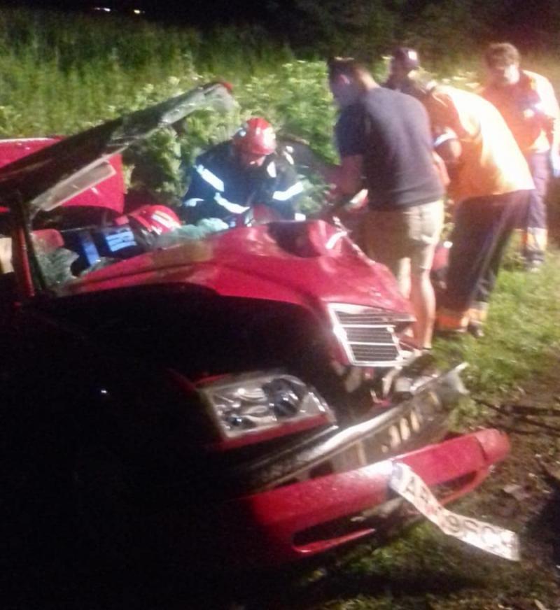 UPDATE: În urma unui GRAV accident rutier produs între Ineu și Bocsig, Păstorul  Pavel Oarcea din Sebiş şi-a pierdut viaţa