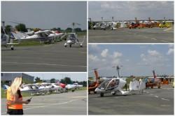 Turism aerian Franţa-România cu sosire pe Aeroportul Arad