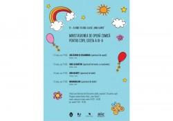 Patru zile de operă pentru copii