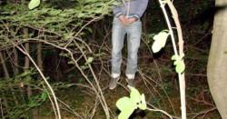 Tânăr de 26 de ani, găsit spânzurat într-o livadă