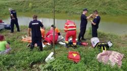 Un băiat de numai 14 ani s-a înecat în balta de pescuit de la Chelmac