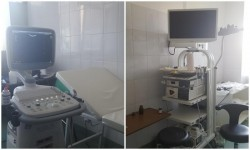 Secția de Pneumologie și Compartimentul TBC a noului Spital TBC, dispune de 40 de paturi  din care 20 de pentru tuberculoză