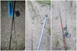 """Doi arădeni depistați la pescuit prin metoda ,,greblare"""""""