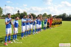 Prima manşă a barajilui de promovare în Liga 3-a: Crișul Chișineu Criș – Petrolul Bustuchin 4-0