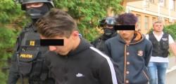 Adolescenții criminali au fost arestați