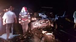 Grav accident în seara zilei de 27 iunie. Zece persoane au fost rănite