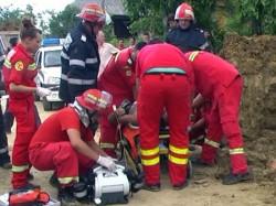 Un bărbat în vârstă de 38 de ani din Ineu, și-a pierdut viața la locul de muncă