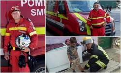 Ei sunt SALVATORII noștri ! FELICITĂRI pompierilor arădeni pentru tot ceea ce fac