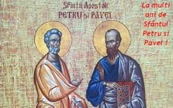 Astăzi îi sărbătorim pe Sfinții Petru și Pavel. Tradiții și obiceuri