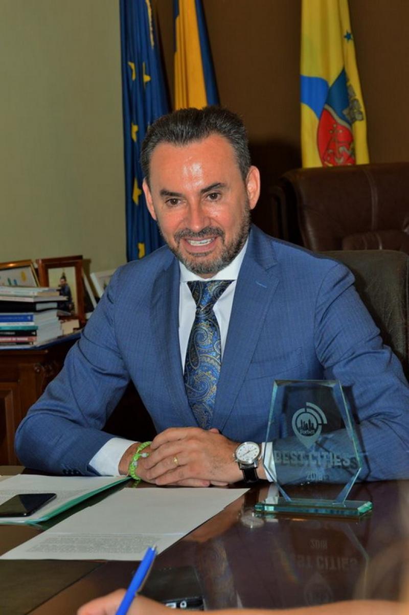 Forbes 2018: Arad, locul 5 în topul celor mai bune oraşe pentru afaceri din România!