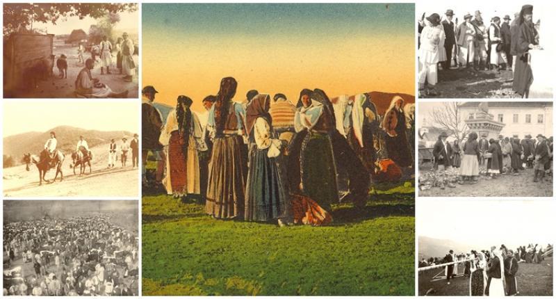 """Exponatul lunii iulie la Complexul Muzeal Arad: Albumul: """"ȚINUTUL HĂLMAGIULUI"""" 1934"""