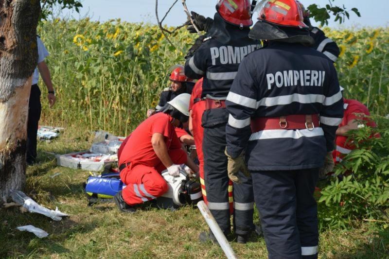 Un bebeluș de numai 3 luni a murit într-un tragic accident de circulație
