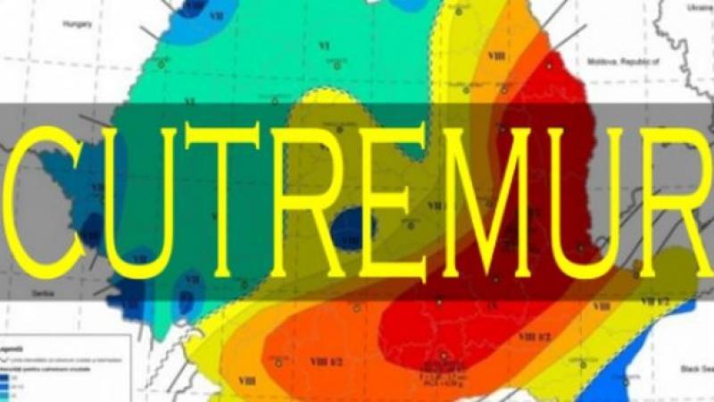 Se vorbeste despre posibilitatea unui cutremur puternic, care va lovi România. Ce orașe vor fi la pământ