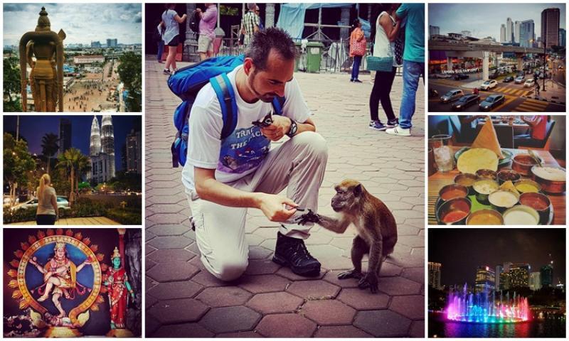 Destinaţii de călătorie - Kuala Lumpur, o combinaţie bizară între modern şi tradiţional