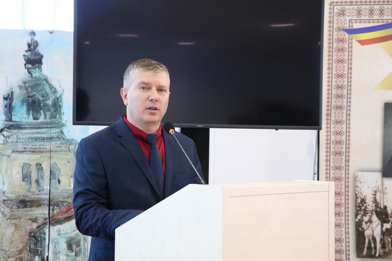 Constantin Ioan Inel, noul manager al Complexului Muzeal Arad, doreşte valorificarea potenţialului muzeelor arădene
