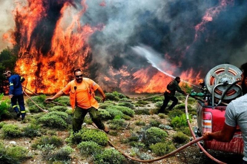 Grecia este în doliu : 81 de morți și peste 200 de răniți