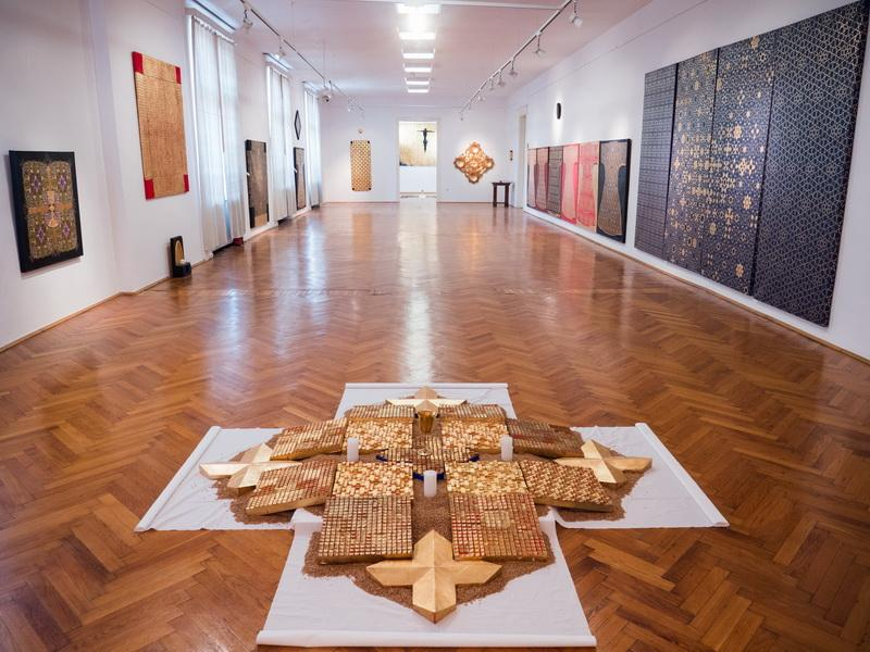 Ultima săptămână Oravitzan la Muzeul de Artă ARAD