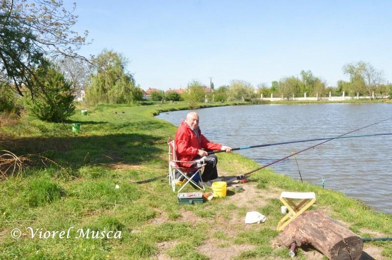 Cupa presei la pescuit sportiv