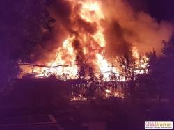 VIDEO Început incendiu! Incendiu în Micălaca – O casă a ars din temelii!