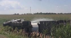Pericol de explozie pe Autostrada Soarelui