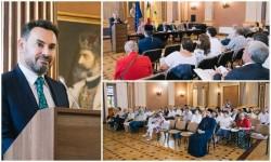 Centenarul sărbătorit la Arad, și prin organizarea Școlii de vară a Societății de Științe Istorice din România
