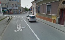 Atenţie, arădeni! În intersecţia  străzilor Octavian Goga cu Mărăşeşti,  semafoarele nu funcţionează!
