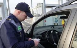 Cetăţean sirian cu documentul altei persoane, depistat de poliţiştii de frontieră de la Nădlac