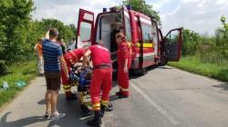 Femeie de 59 de ani acroșată pe drumul Arad-Şiria