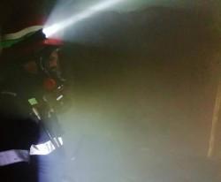 INCENDIU la Vinga. Pompierii arădeni au intervenit rapid