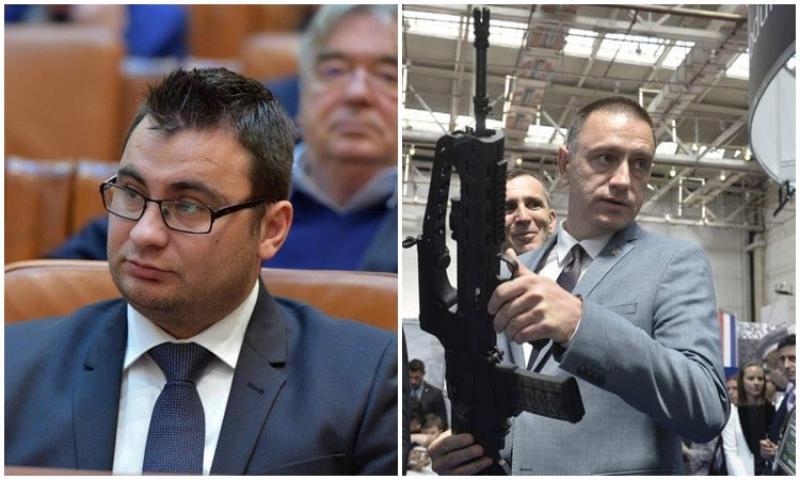 Deputatul arădean, Glad Varga sare la gâtul ministrului Fifor!