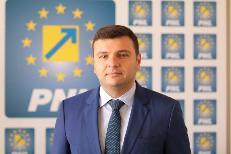 """Sergiu Bîlcea (PNL): """"Lupta împotriva PSD este o prioritate pentru România"""""""