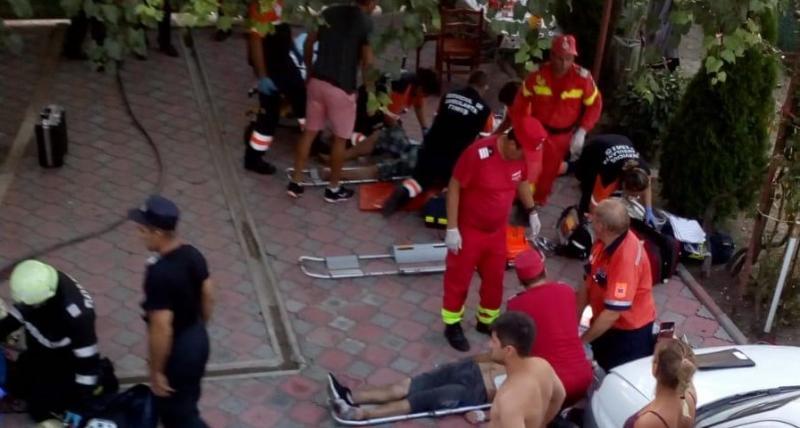 TRAGEDIE în Timiș. Trei bărbați au murit după ce au căzut în fântână