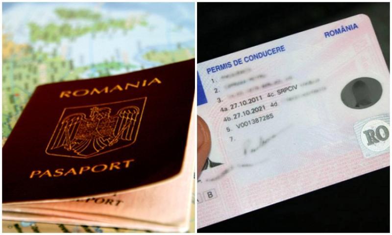 Modificare de program la serviciile de paşapoarte şi permise pentru 16 şi 17 August