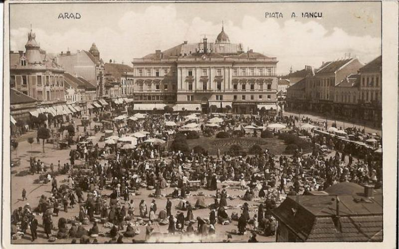 "Spectacol de reconstituire ""Arad – oraș liber regesc"""