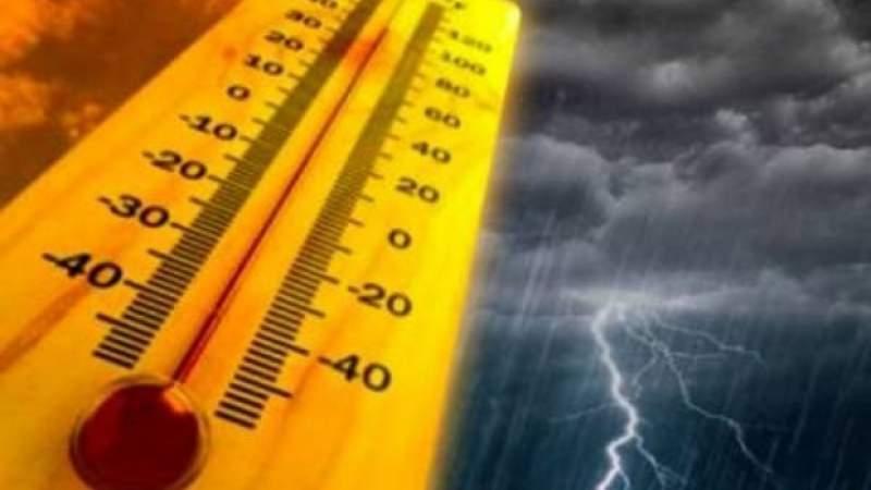 Vreme deosebit de caldă, urmată de furtuni. Prognoza meteo pe 3 zile