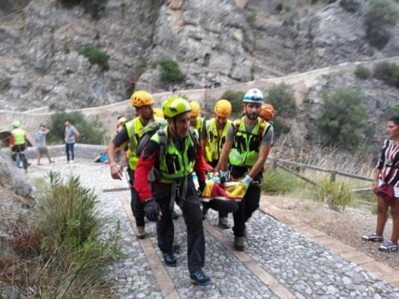 O altă tragedie a avut loc în Italia, în urma căreia 11 persoane au murit