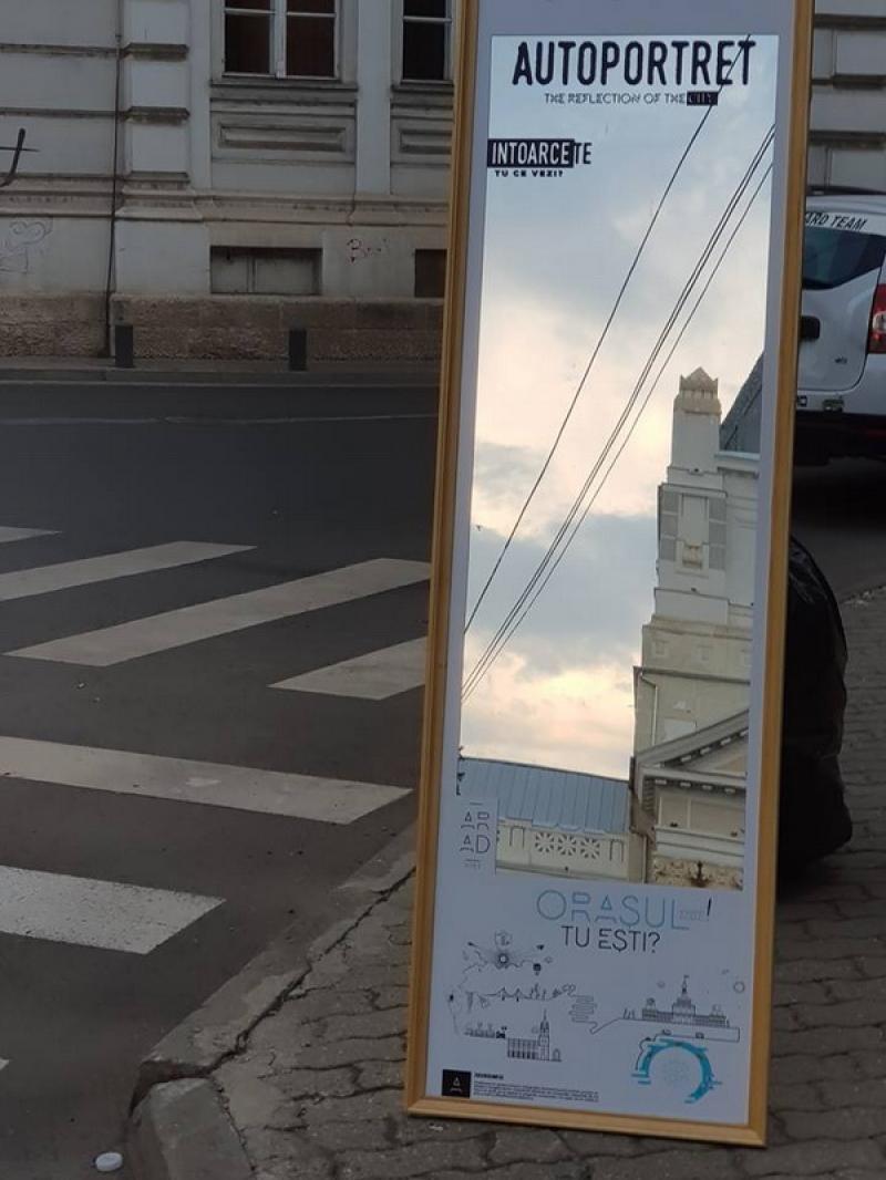 """Campania """"Autoportret"""",  o propunere inedită de Zilele Aradului"""