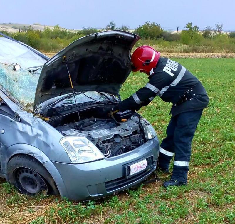 Un tânăr de 23 de ani a murit într-un accident feroviar care a avut loc duminică în județul Timiș