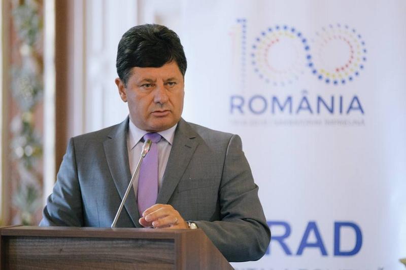 """Iustin Cionca: """"Aradul a atras atenţia unor investitori şi studenţi din China"""""""