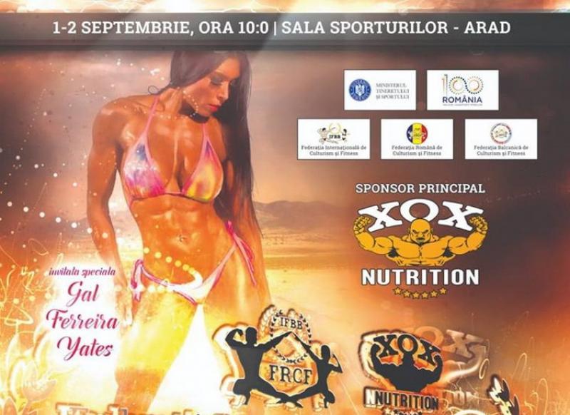 În premieră la Arad, Campionatul Național de culturism și fitness al seniorilor