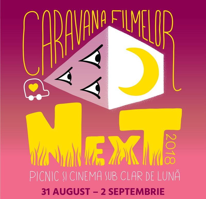 Caravana Filmelor NexT revine la Arad, în Parcul Eminescu