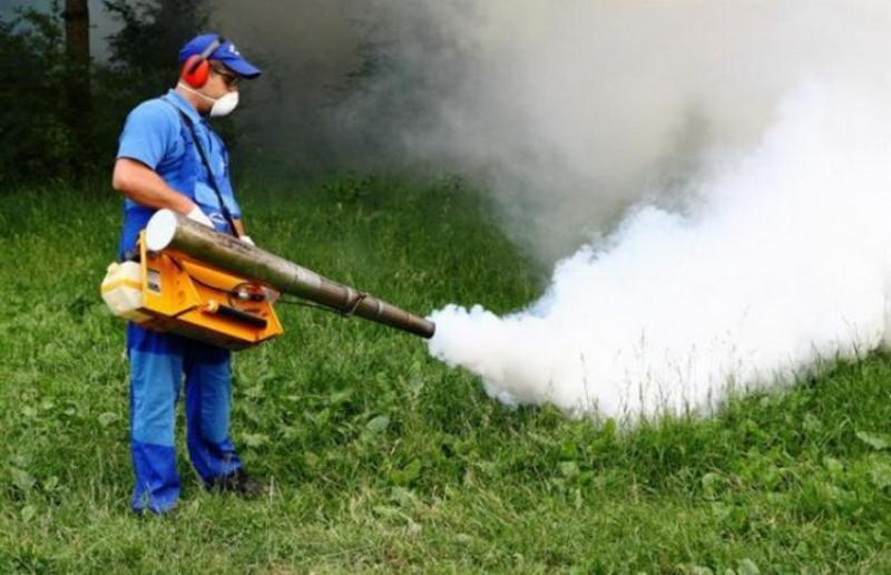 Tratamete la sol împotriva ţânţarilor în municipiul Arad