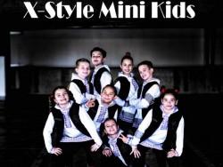 X-Style Mini Kids reprezintă Aradul şi România la campionatul mondial  de hip hop din Phoenix