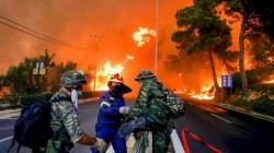 PLECI în Grecia ? Vezi lista zonelor cu risc ridicat pentru incendii de vegetație