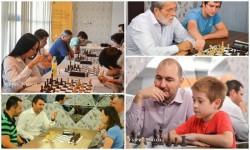 A început Festivalul Internațional de Șah Arad 2018!