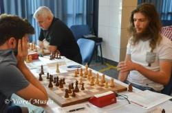 Festivalul Internațional de Șah Arad 2018 aproape de jumatatea competitiei