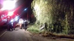 Accident MORTAL vineri spre sâmbătă dimineața în localitatea Gurba din județul Arad. Un tânăr de 34 de ani a murit pe loc