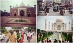 Destinaţii de călătorie - Două zile în India: NEW DELHI şi AGRA (Taj Mahal)